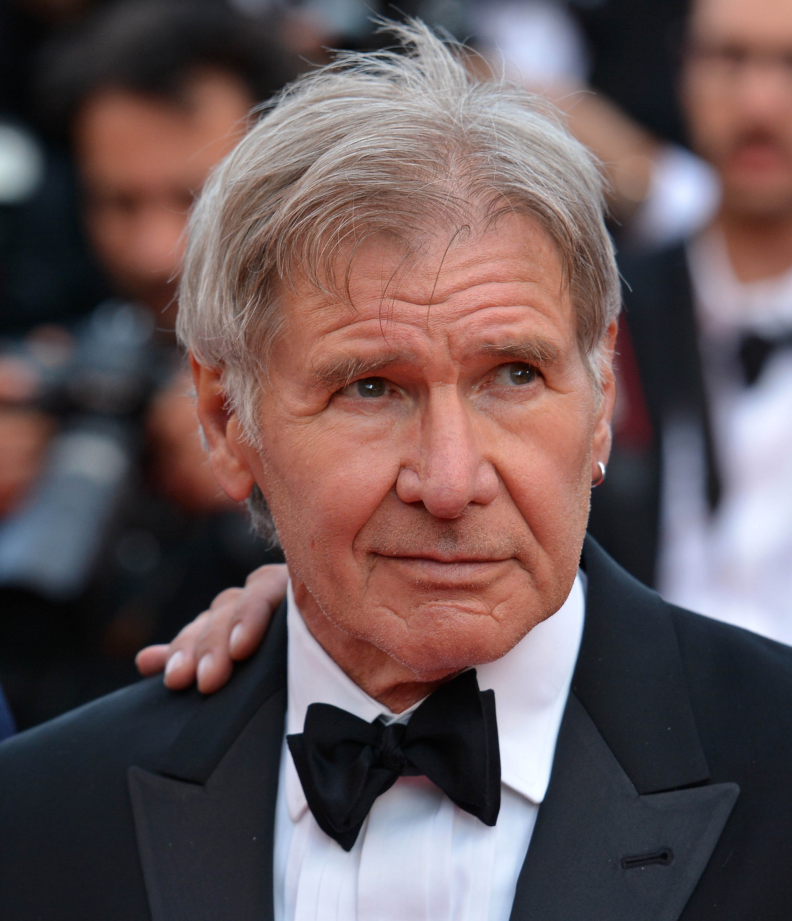 Harrison Ford lives a double life as a an actor and an activist