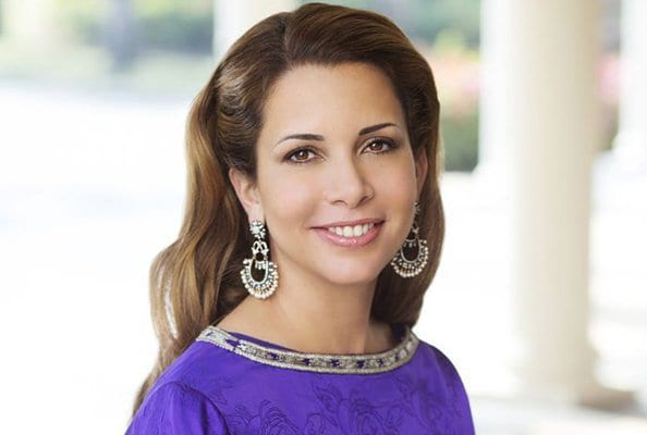 Princess Haya is a full bred Arabian Princess