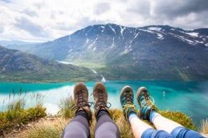 honeymoon ideas mountains
