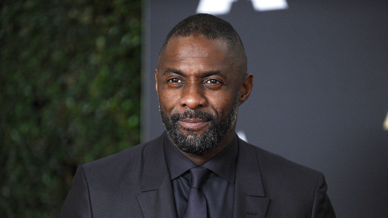 Idris Elba is sexy