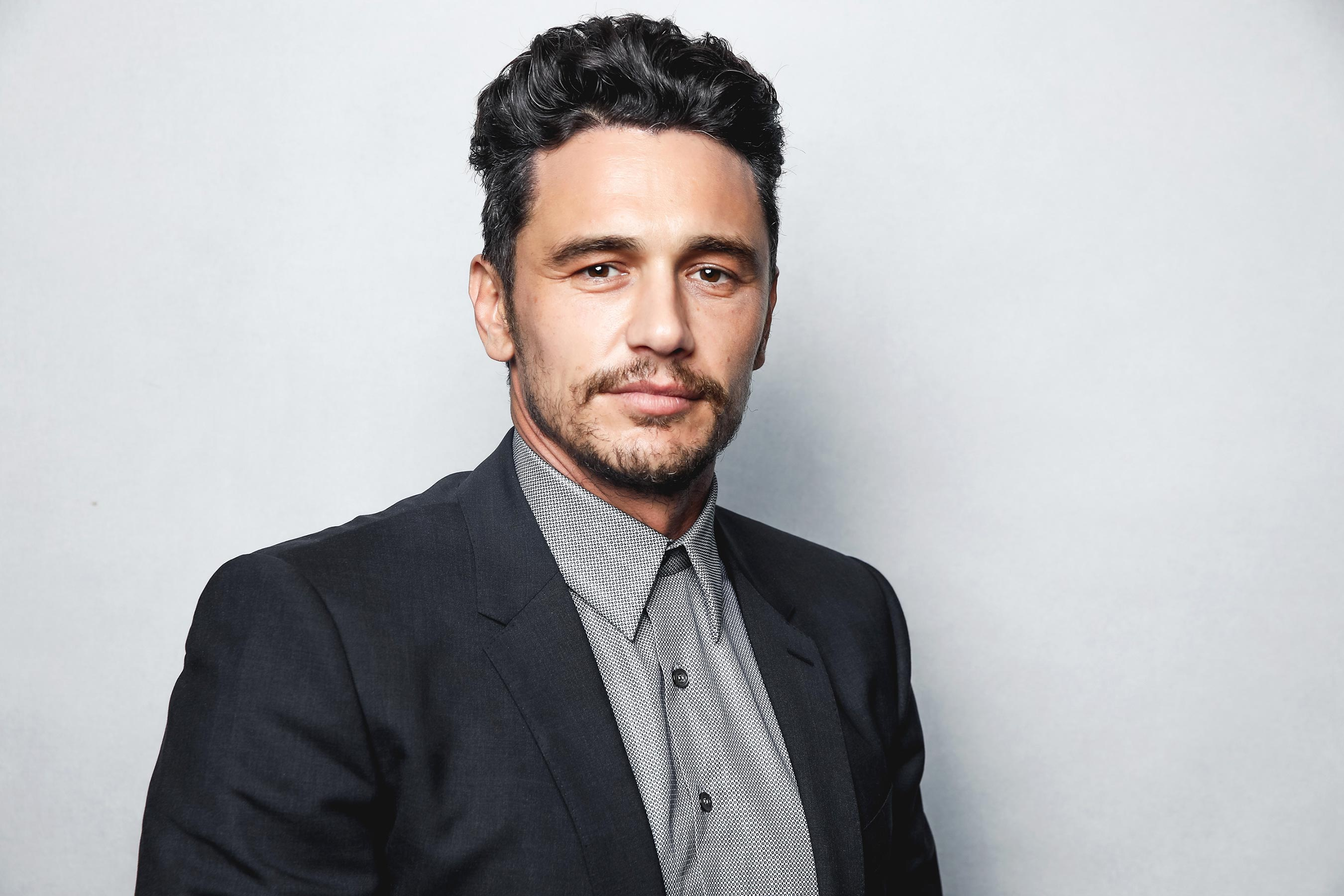 James Franco is an actor and also a film teacher at three universities