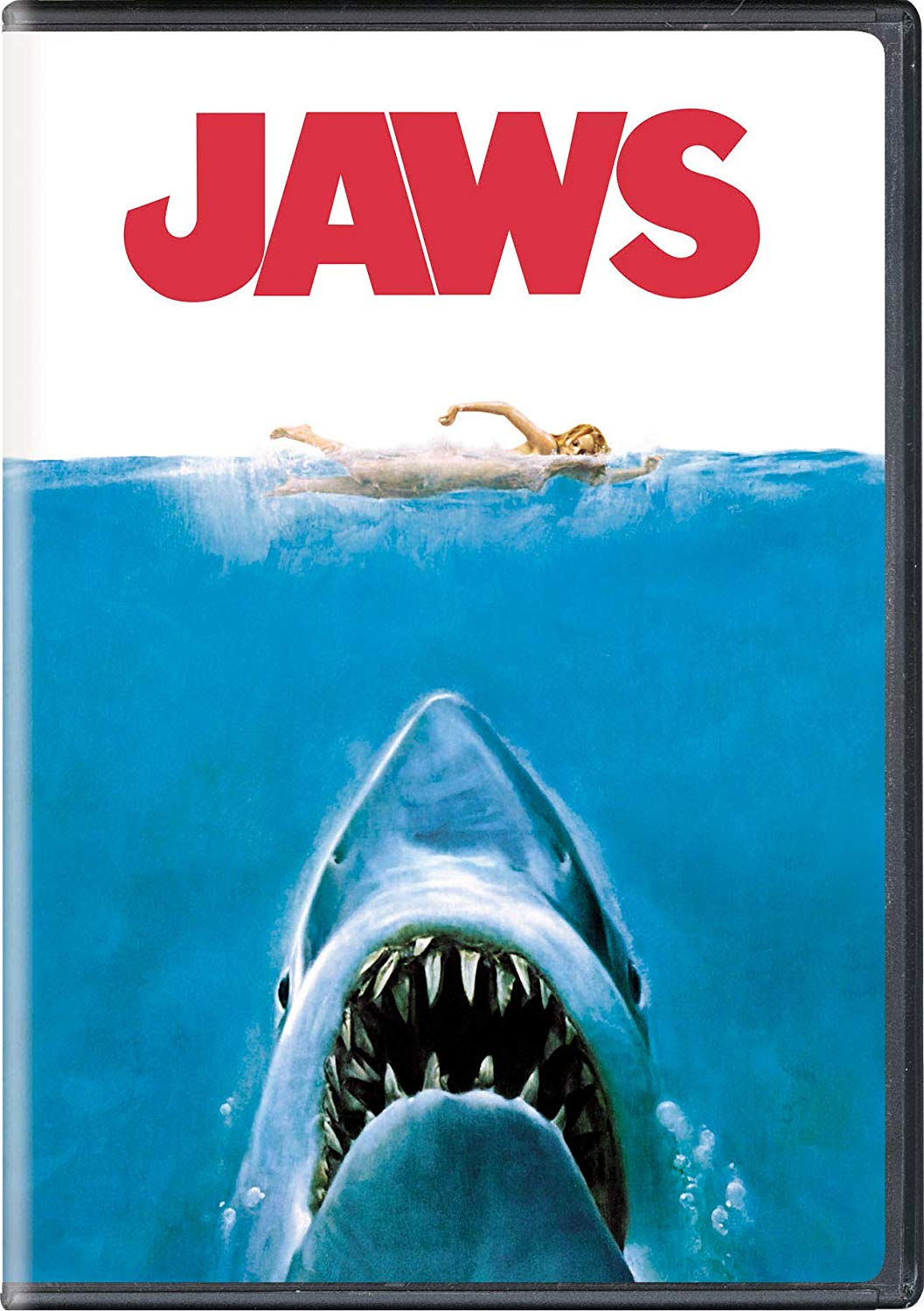 Jaws is one of the most popular Steven Spielberg's film as well as one of the best