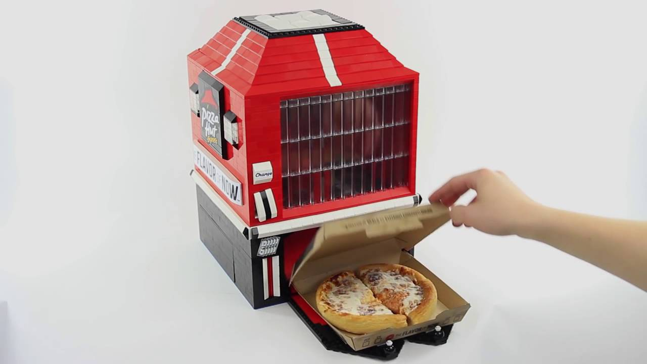 Pizza Hut - Legos