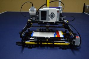 Legos- 3D Printer