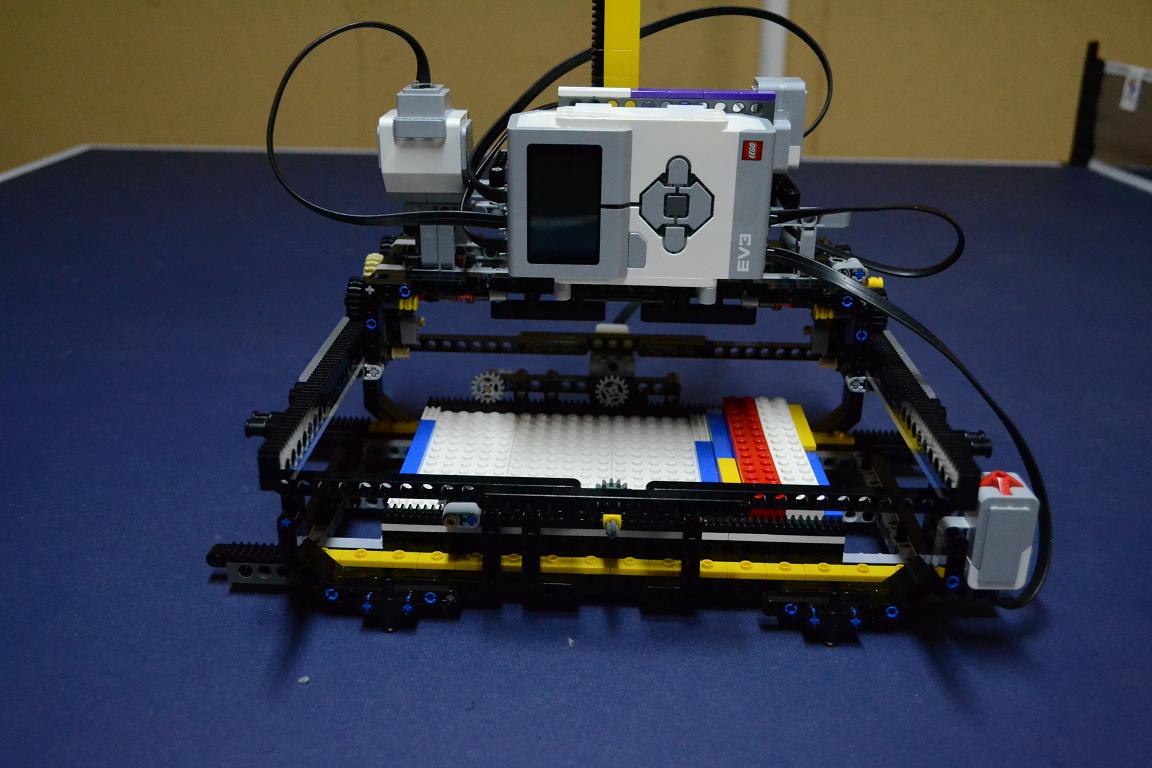 Legos 3D Printer