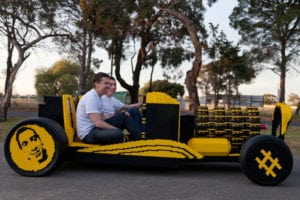 Legos - Working Lego Car