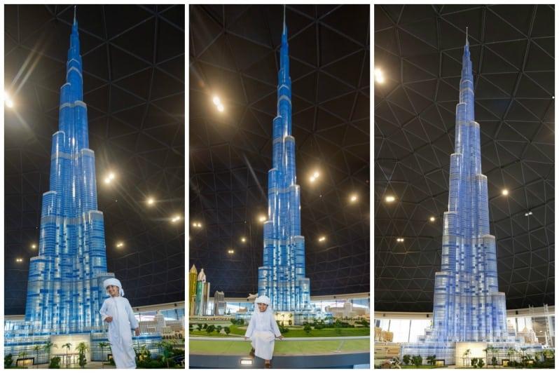 Legos - Burj Khalifa
