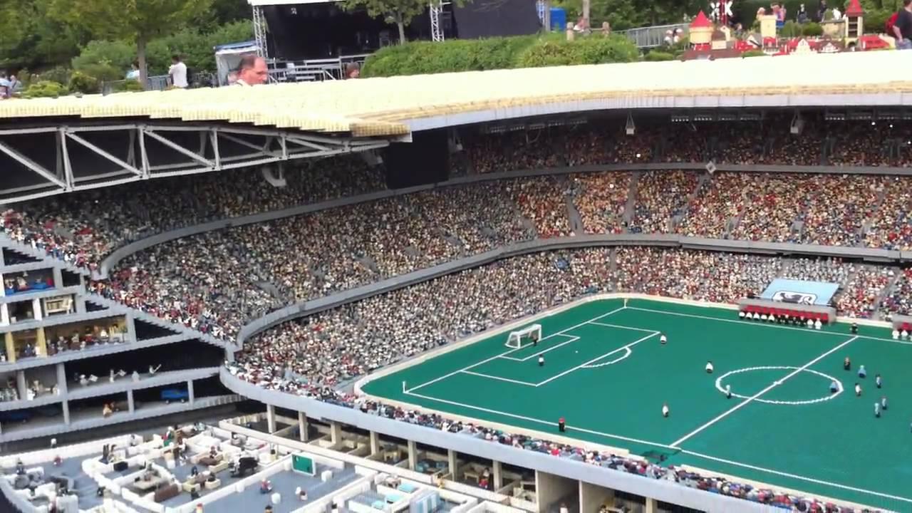 Legos Soccer Stadium
