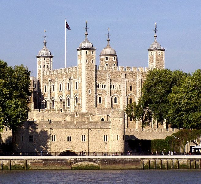 london attractions tower of london