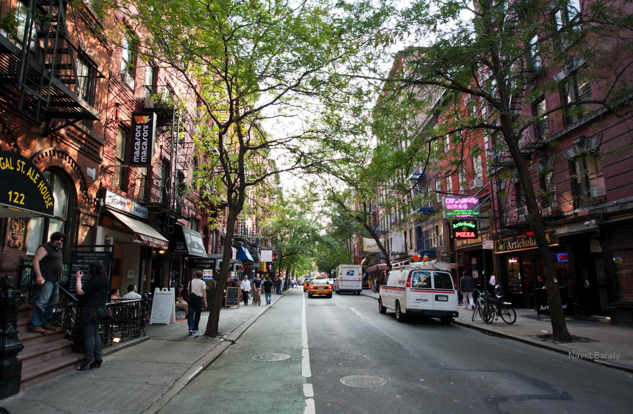overrated main attractions in nyc greenwich village