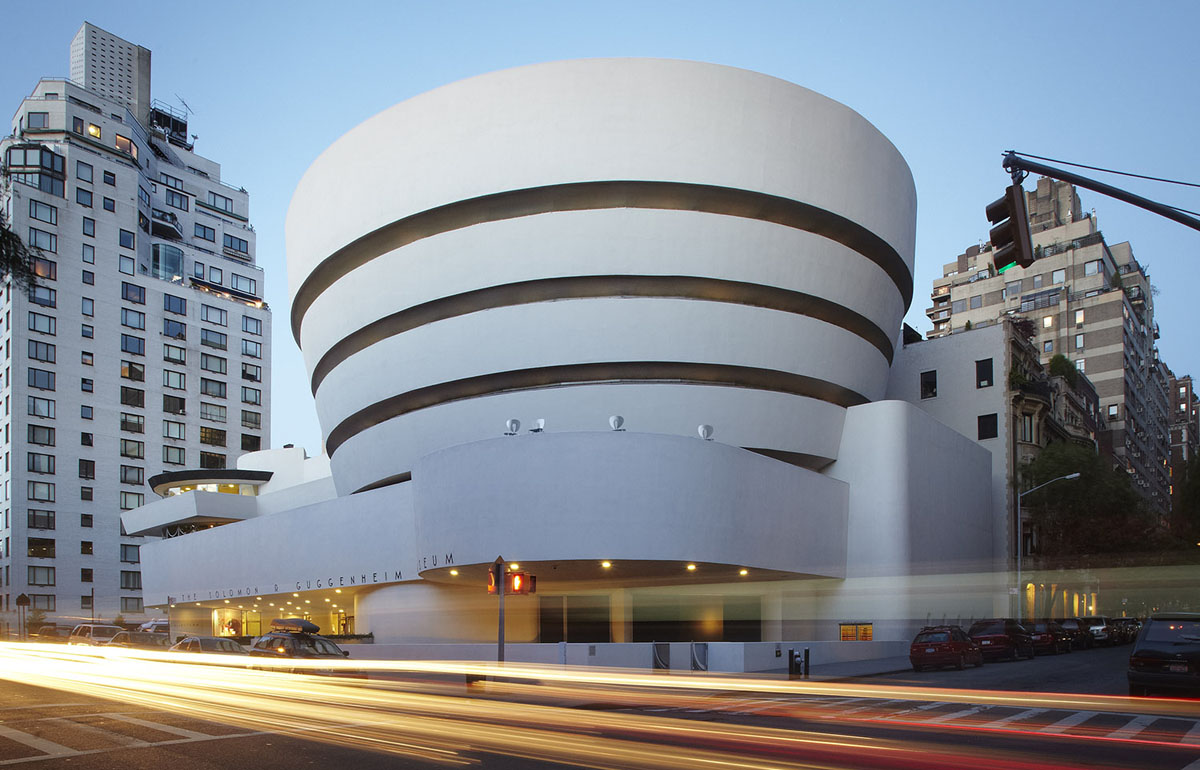 main attractions in nyc Guggenheim Museum