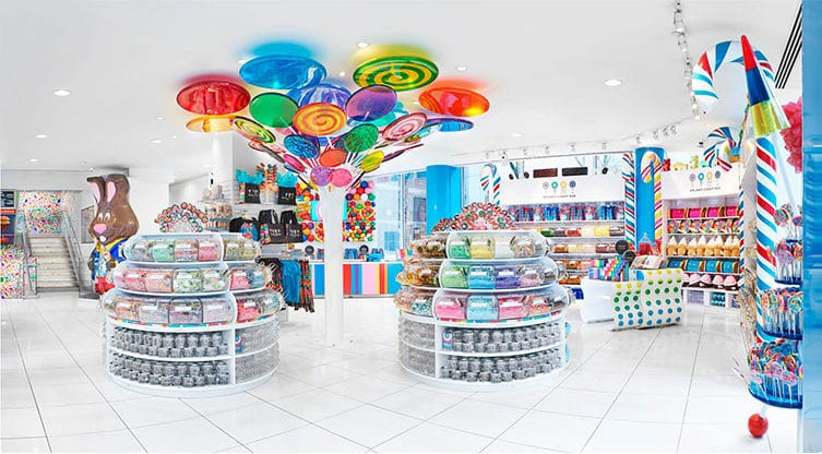 main attractions in nyc dylan's candy bar