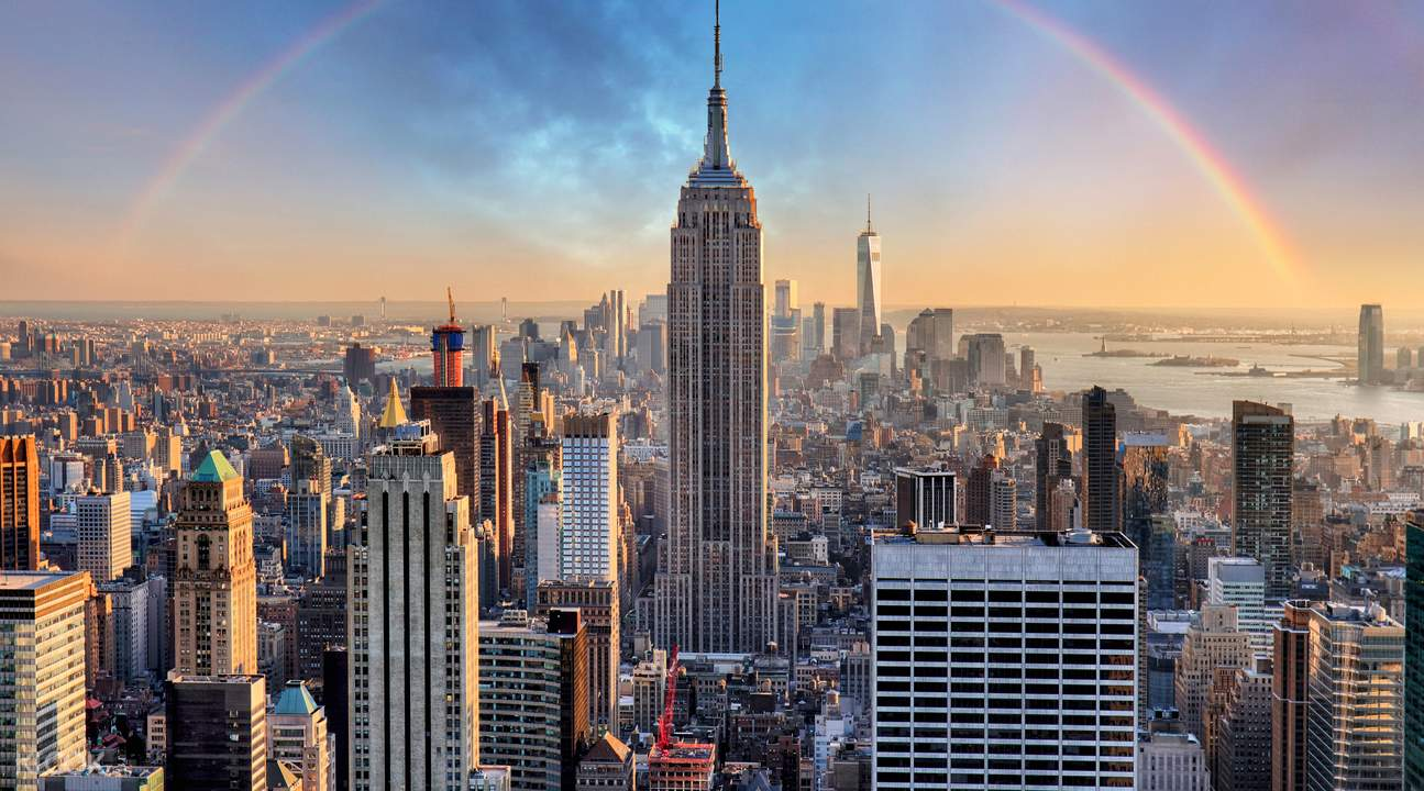 main attractions in nyc empire state building