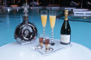 The Ono Champagne is one of the most expensive cocktails to have when visiting Las Vegas