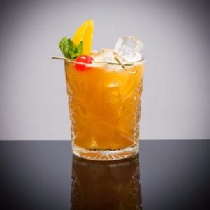 The Mai Tai is one of the most expensive cocktails with home-made ingredients