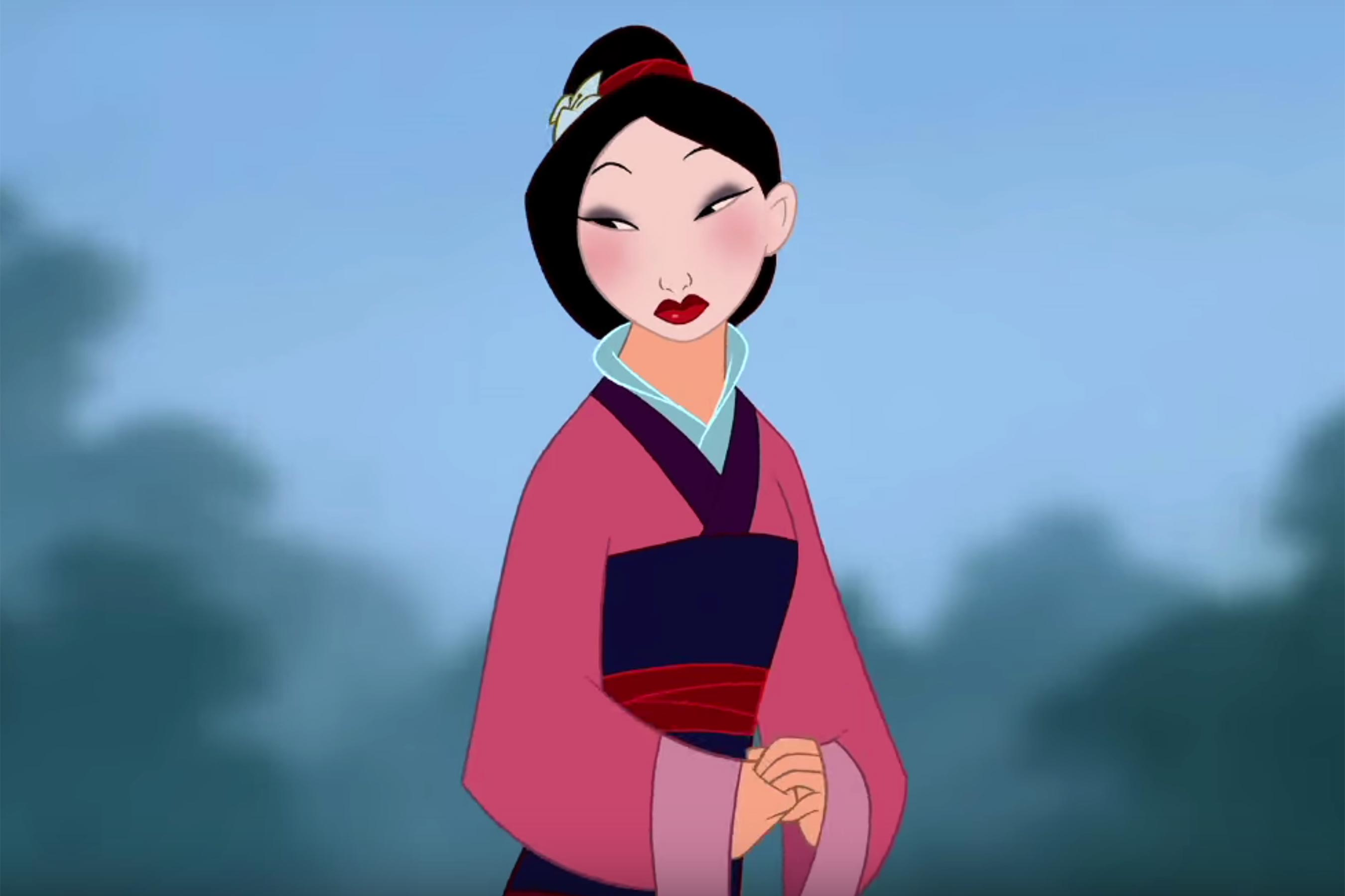 mulan disney movies