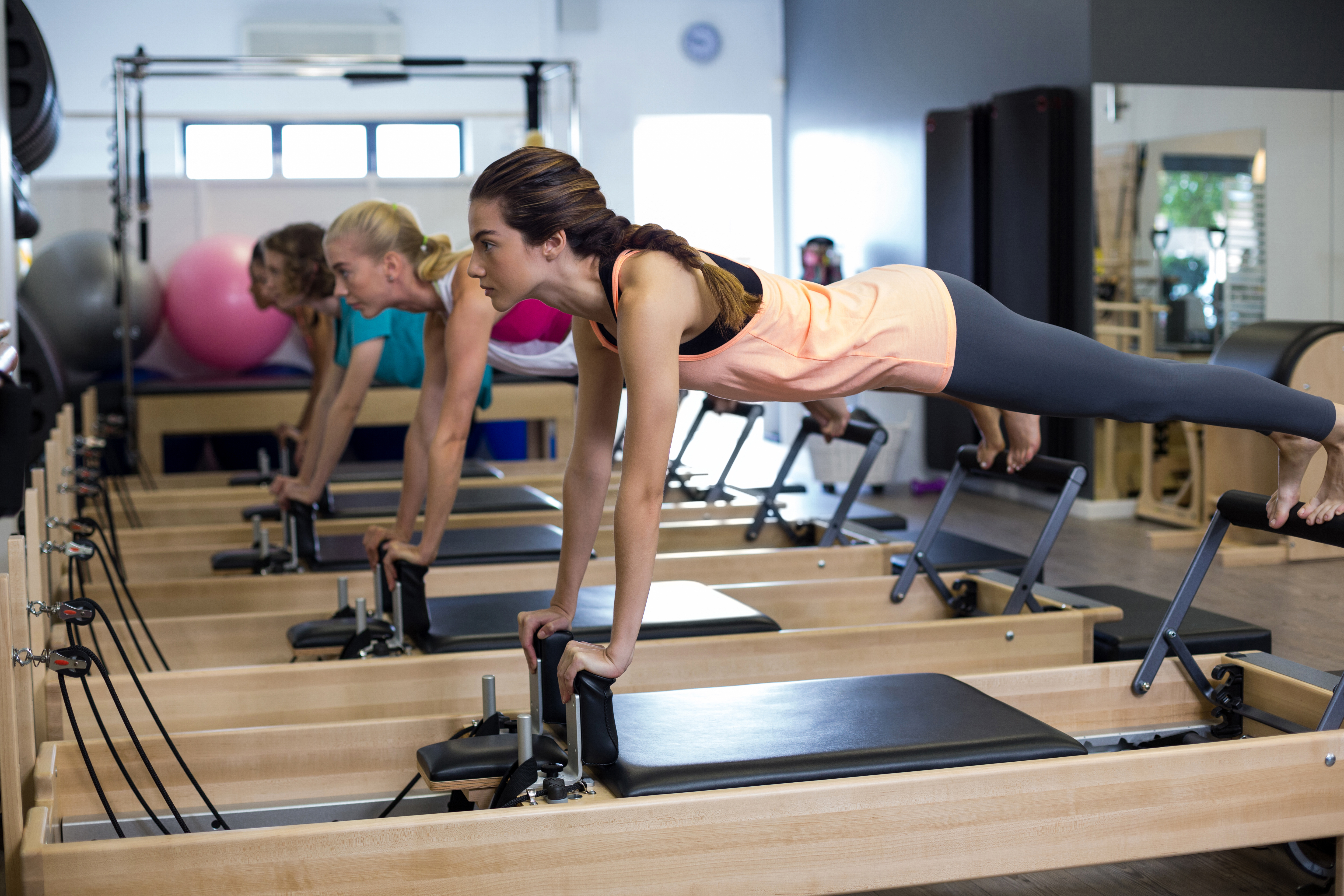 5 Best Stretches You Can Do On The Pilates Reformer Machine