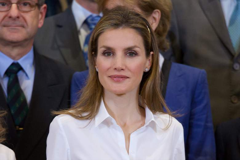 Princess Letizia of Spain at the Zarzuela Palace - Leitizia is known for her down to earth attitude despite being a princess