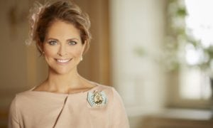 Princess Madeleine on her birthday - She is considered one of the hottest real princesses in the world