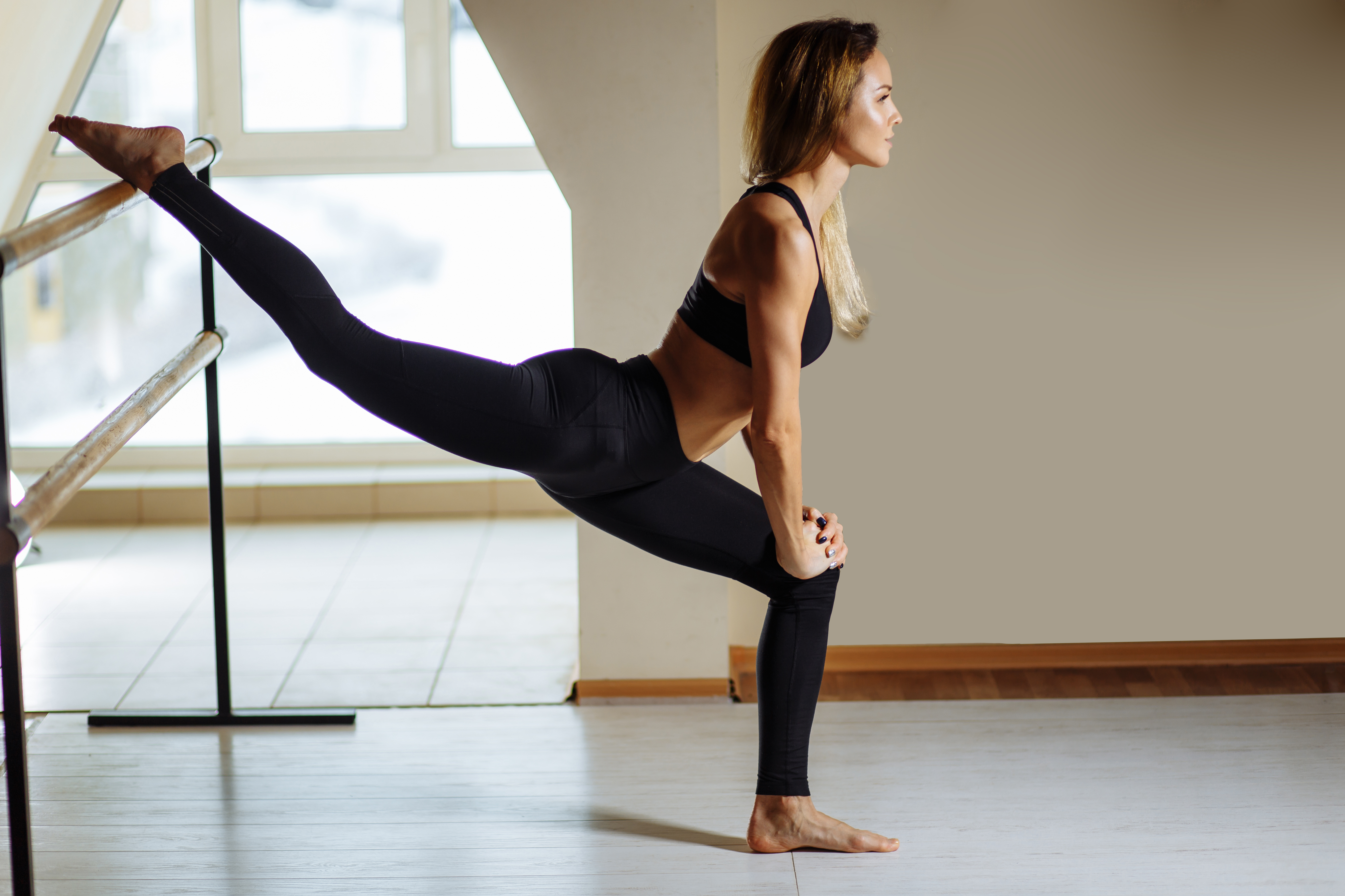reasons to take a barre class exercises