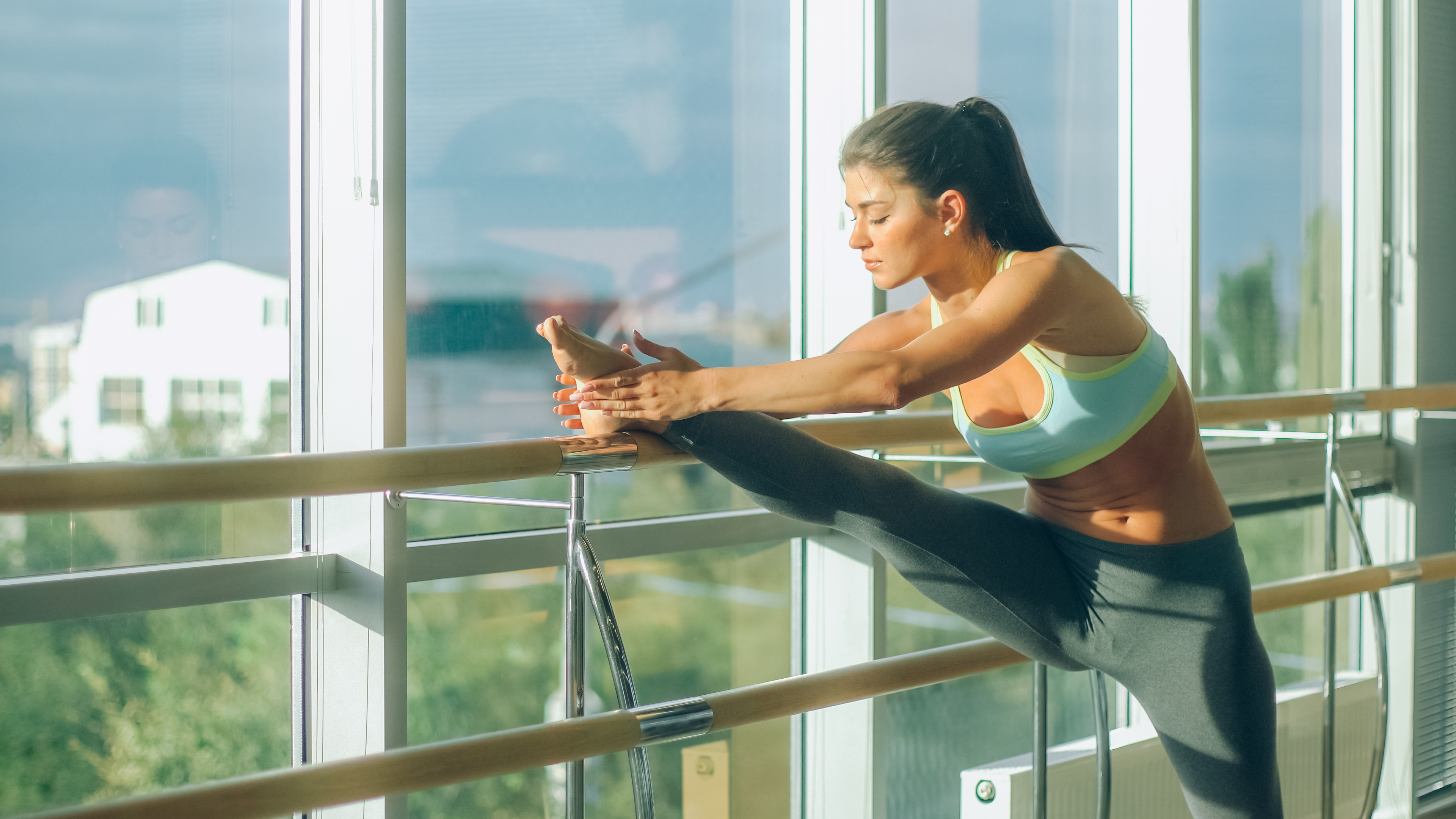reasons to take a barre class workout