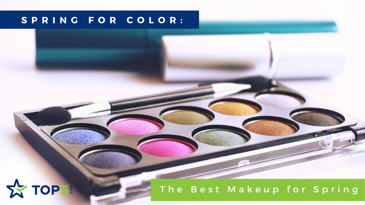 spring for color the best makeup for spring