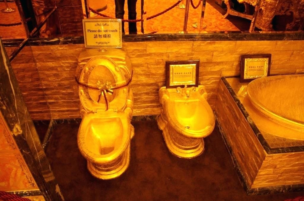 No Ordinary Toilet Humor Here: The World's Top 10 Craziest Commodes