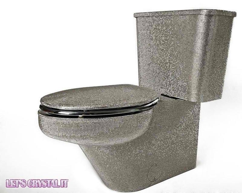 toilet-humor - Expensive toilet