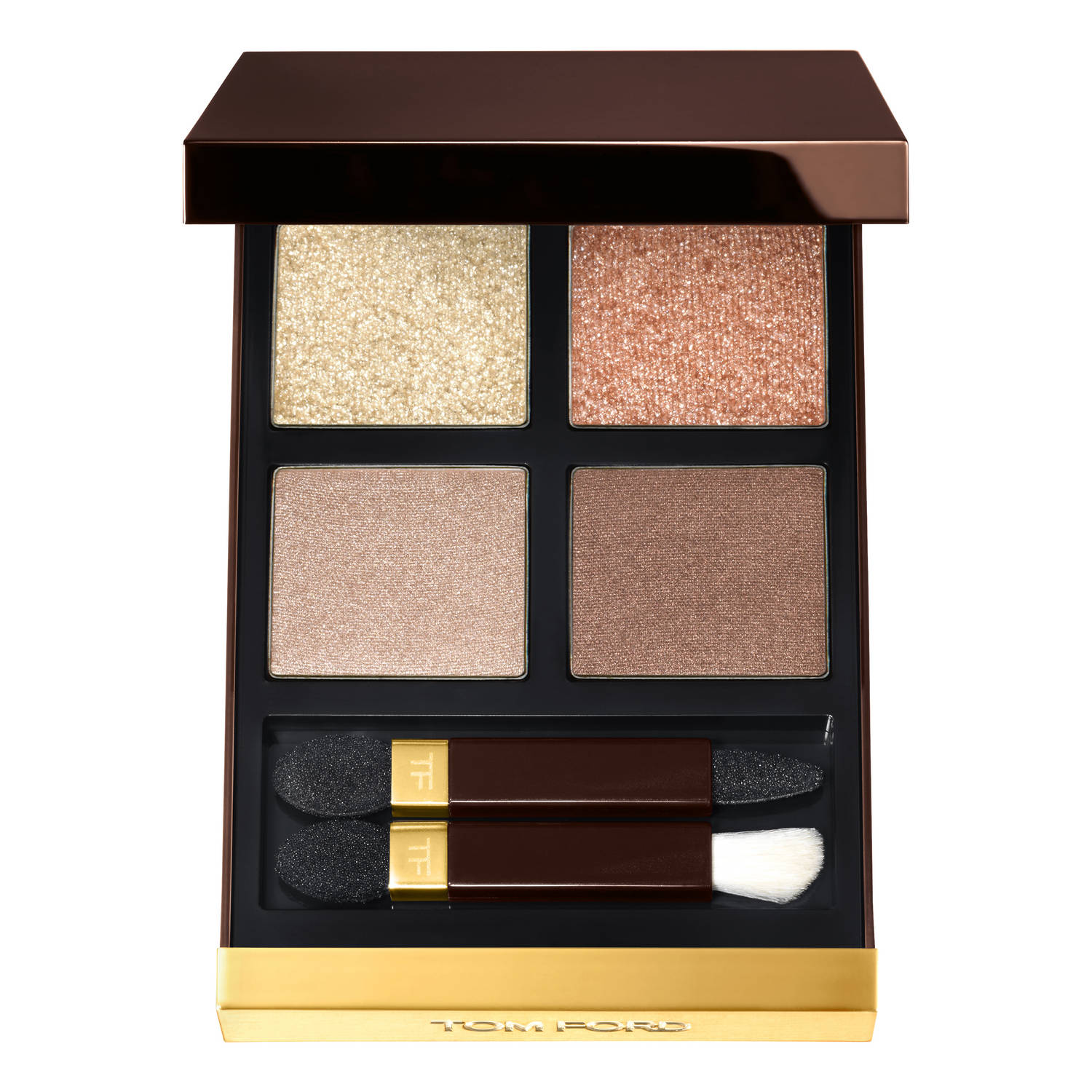 tom ford eye color golden milk is a stunning makeup for winter