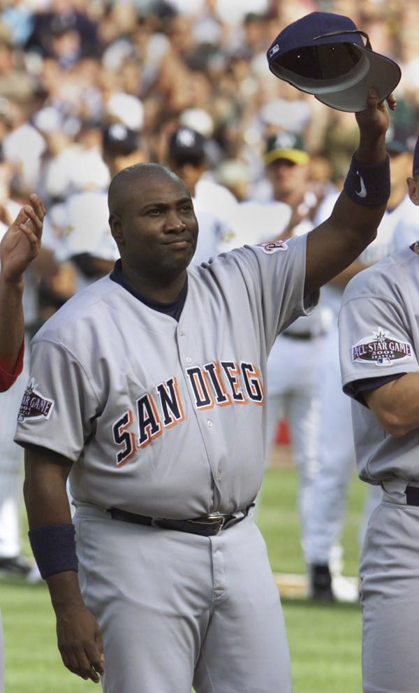 tony gwynn fat athletes