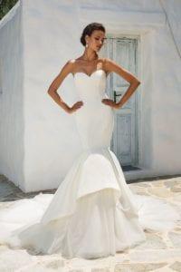 wedding dress styles mermaid
