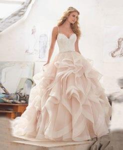 wedding dress styles ball gown