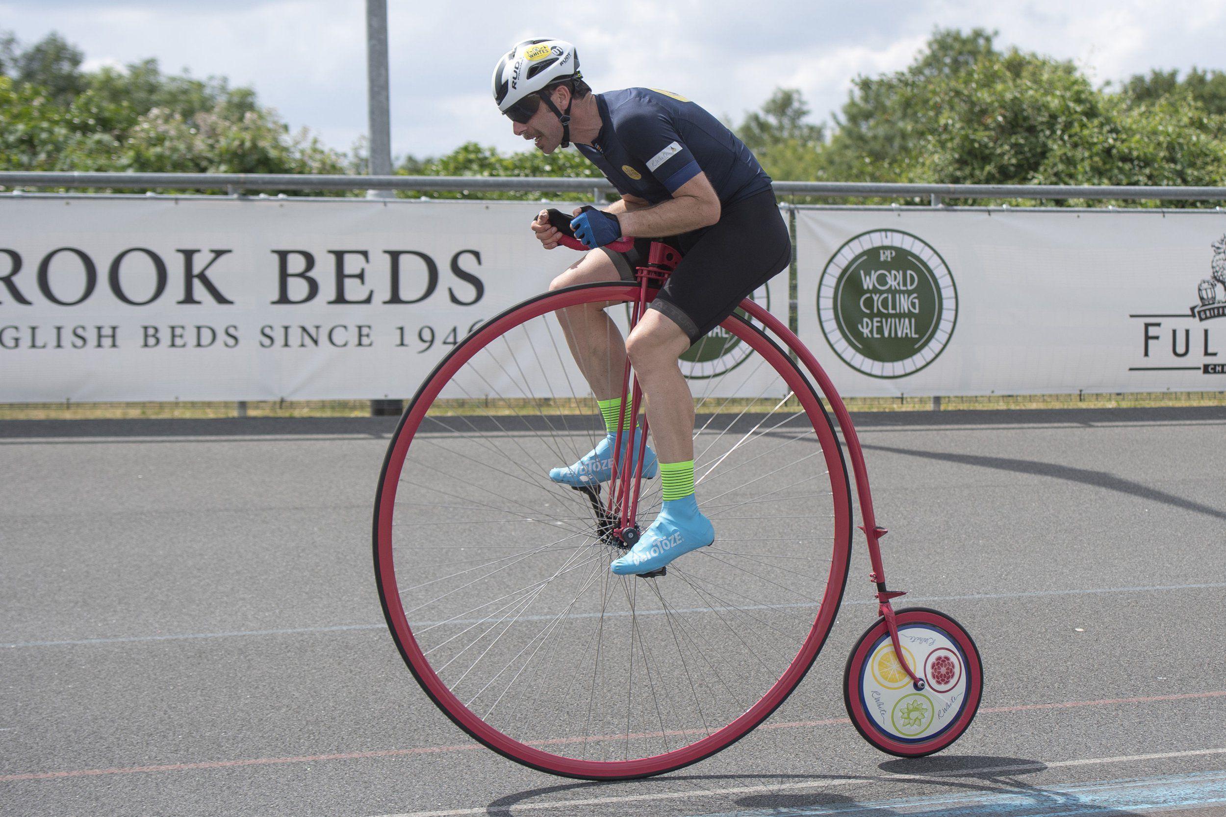 Sam Wakeling Rode 281.85 Miles in Under 24 Hours