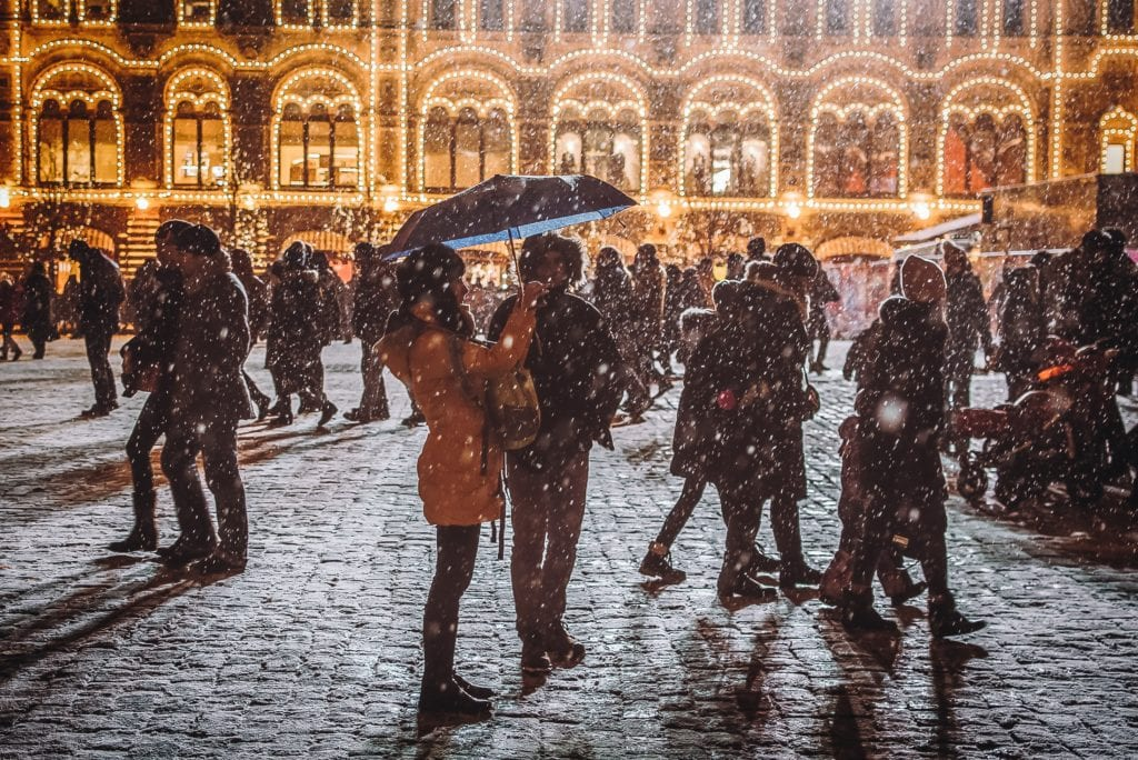 Too Cold for a Night Out on the Town? 5 Awesome Date Winter Date Night Ideas