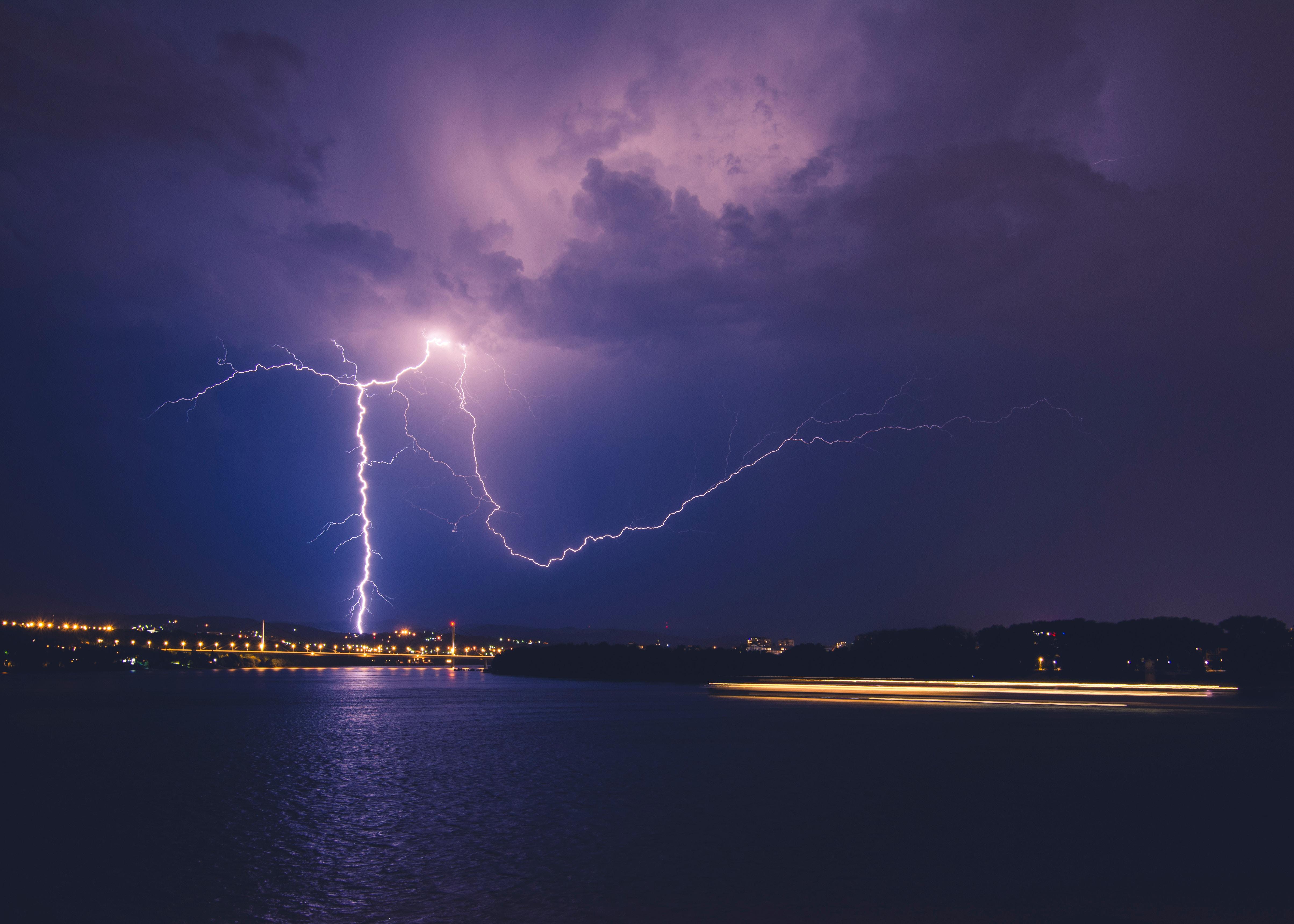 thunderstorm natural phenomenon