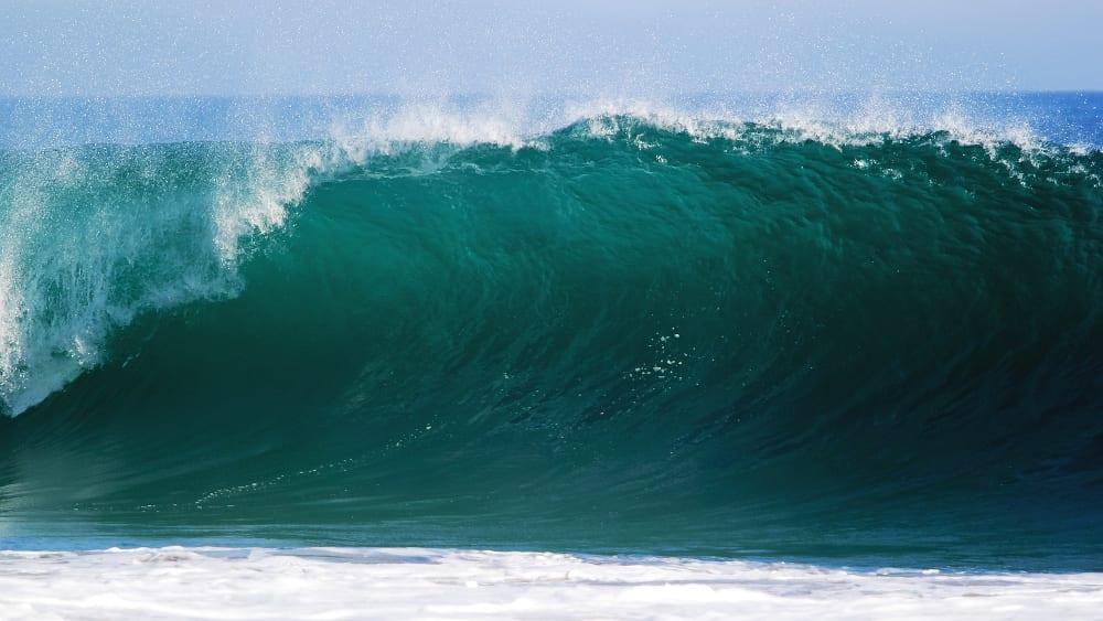 tsunamis natural phenomenon