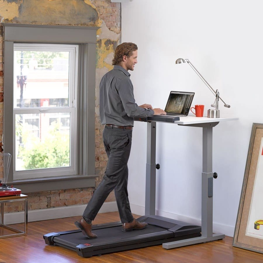 standing desk exercise