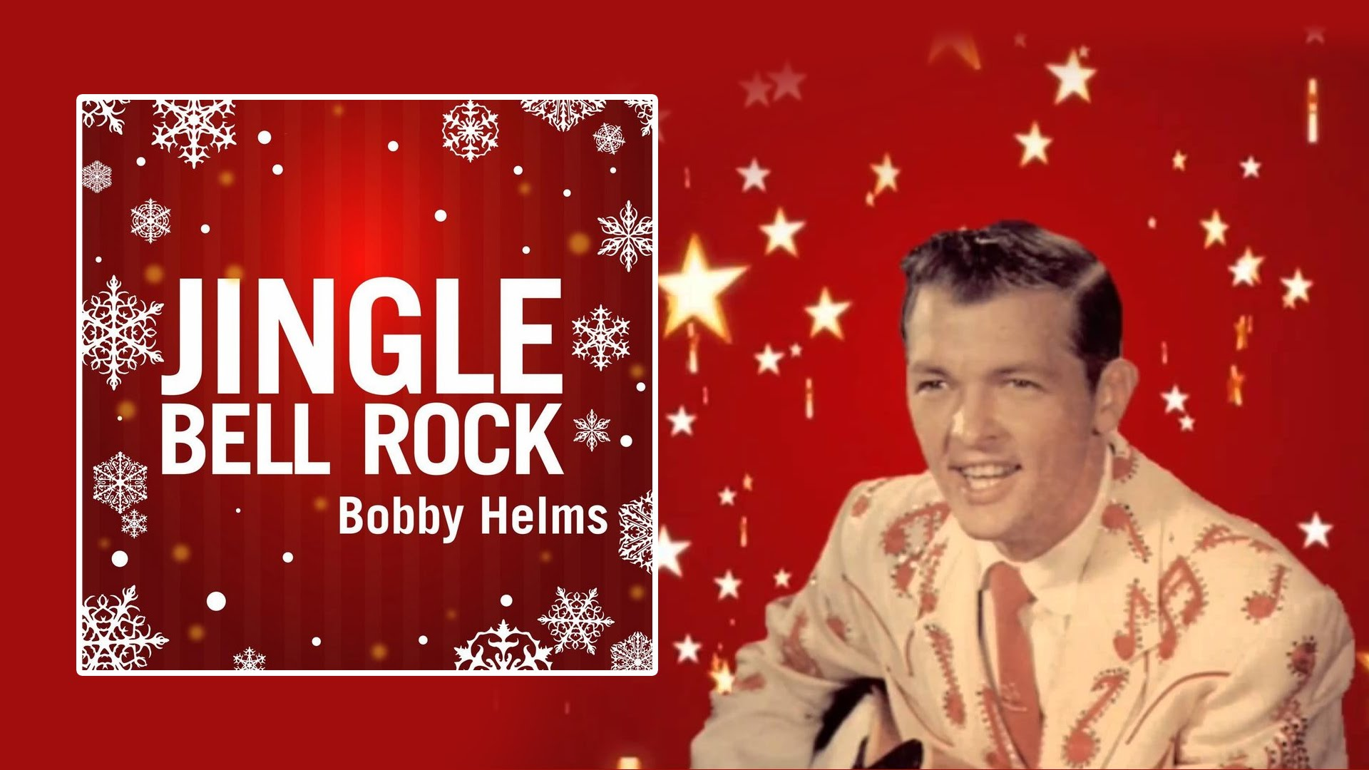 "The Bobby Helms version of ""Jingle Bells"" applies as the best and one of the best of all time favorite Christmas songs ""width ="" 1920 ""height ="" 1080"