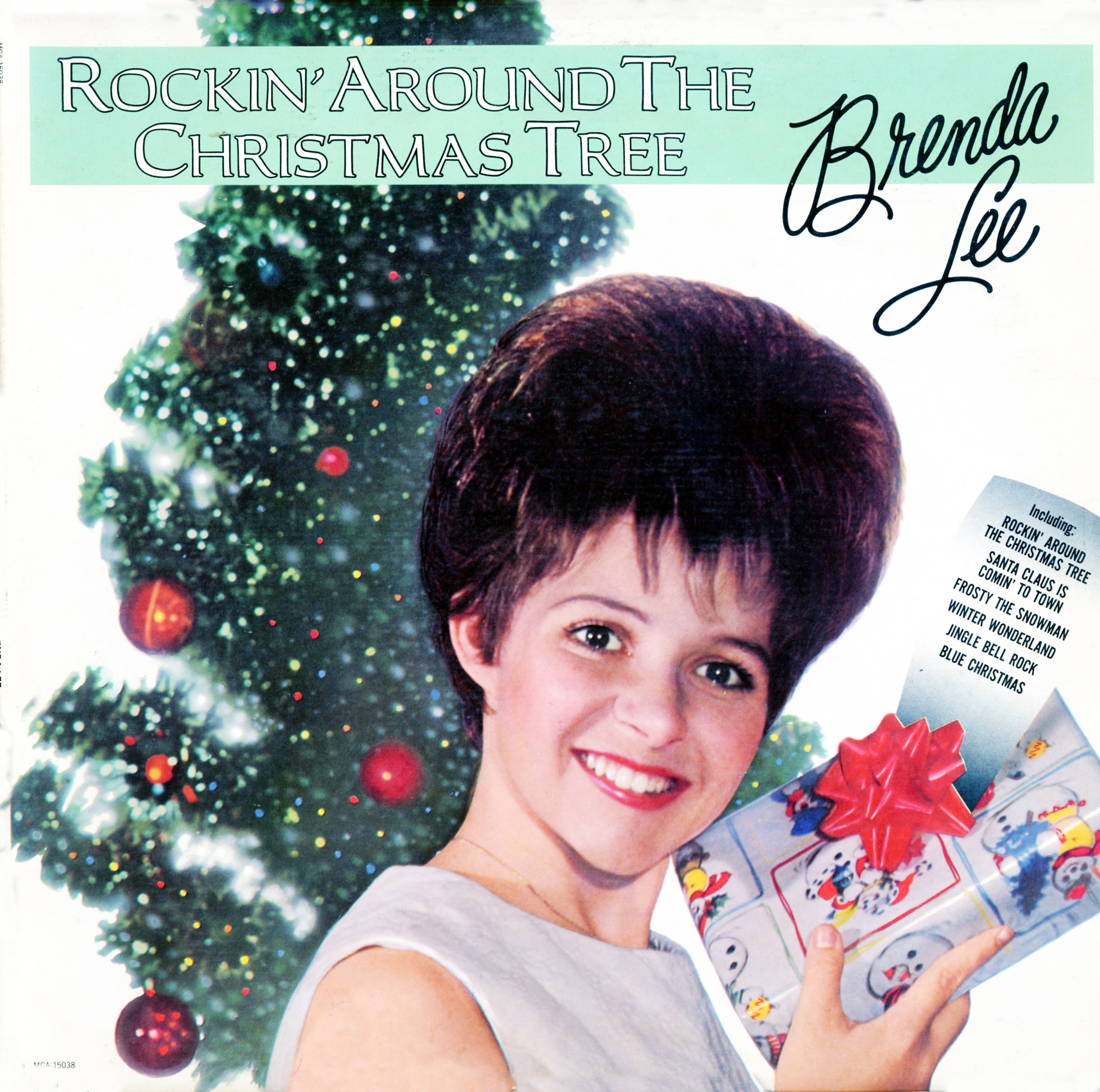 "This holiday favorite by Brendan Lee is one of the best Christmas songs of all time. ""width ="" 1838 ""height ="" 1825"