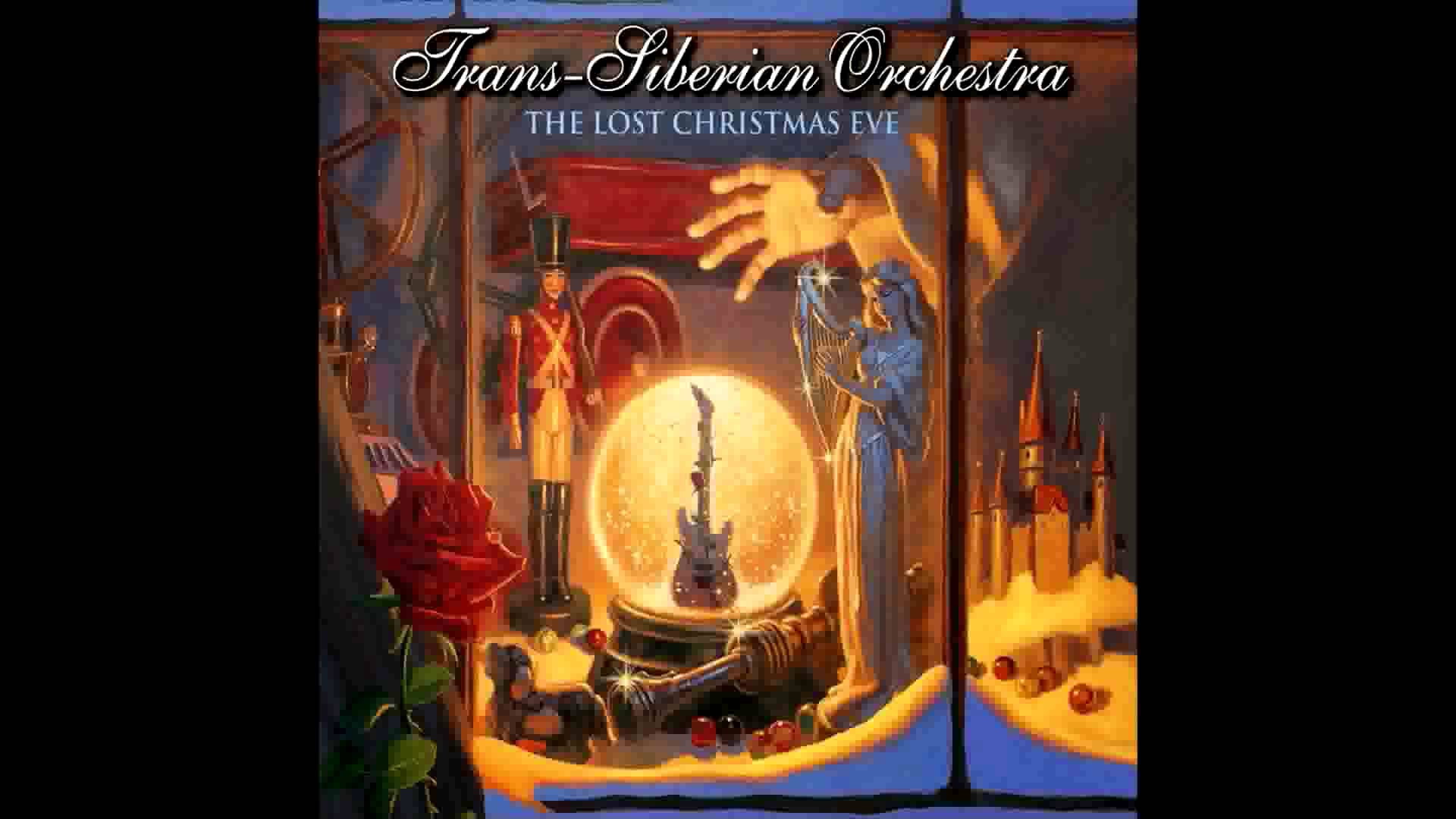 "The Christmas Eve, performed by the Transsibirian Orchestra, is on the list of the best Christmas carols. ""Width ="" 1920 ""height ="" 1080"