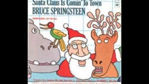 Santa Claus is coming to town is one song that is one of the most popular Christmas songs