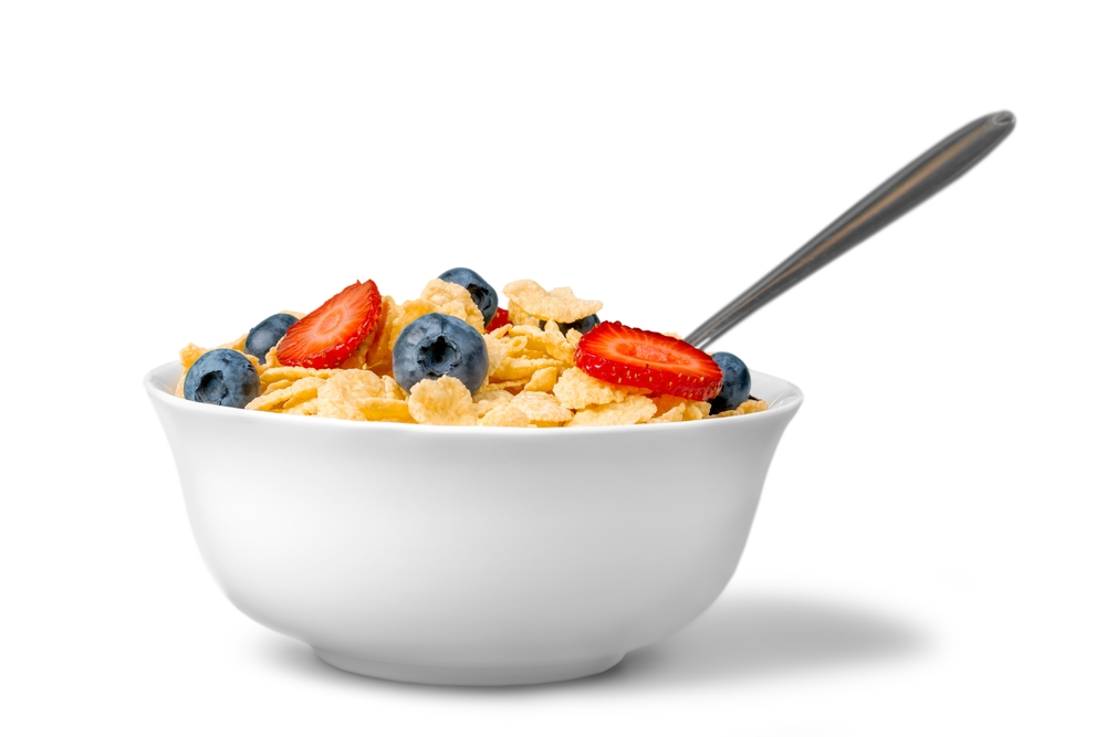 cereal prank
