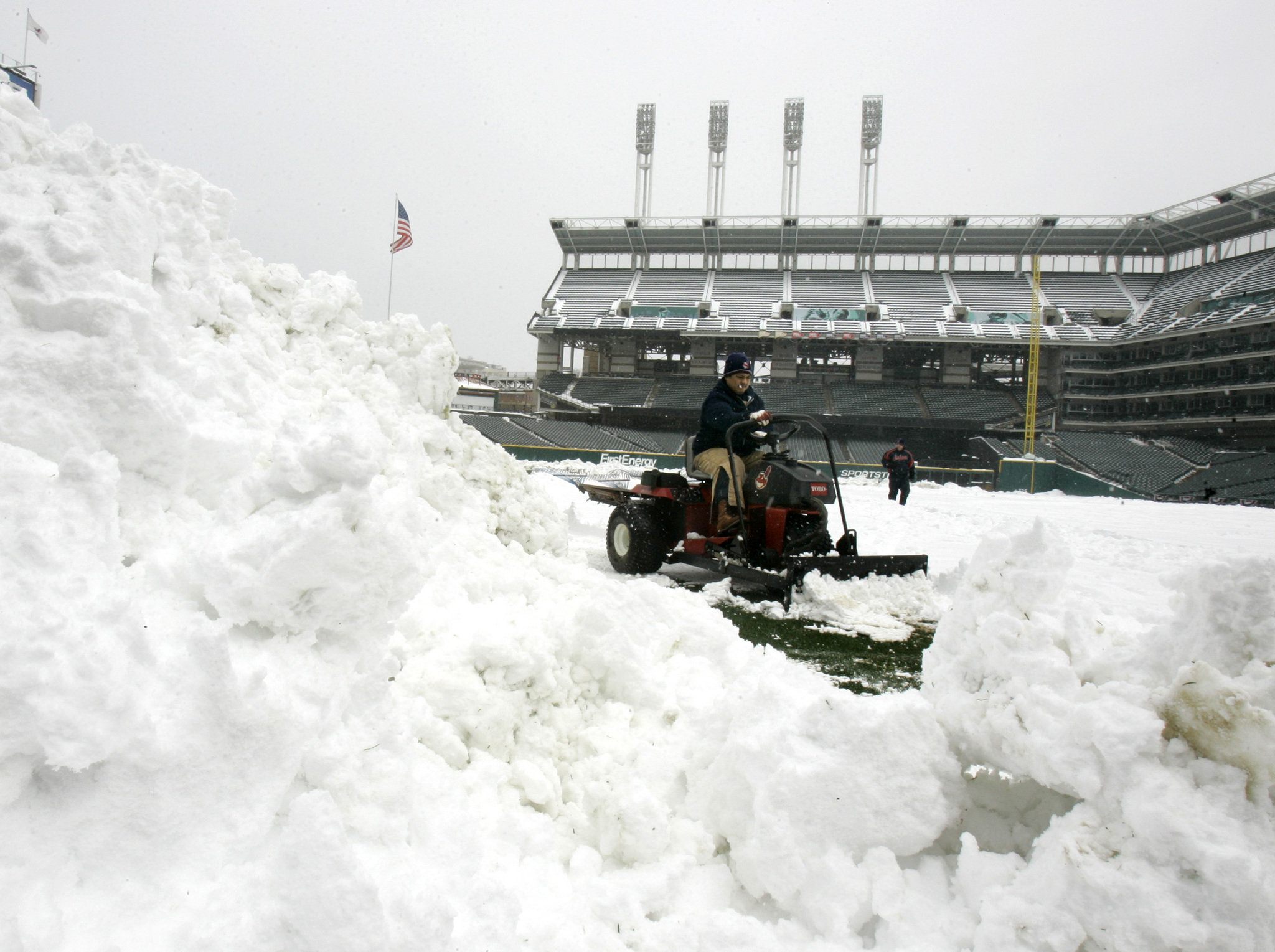 cleveland snowiest cities
