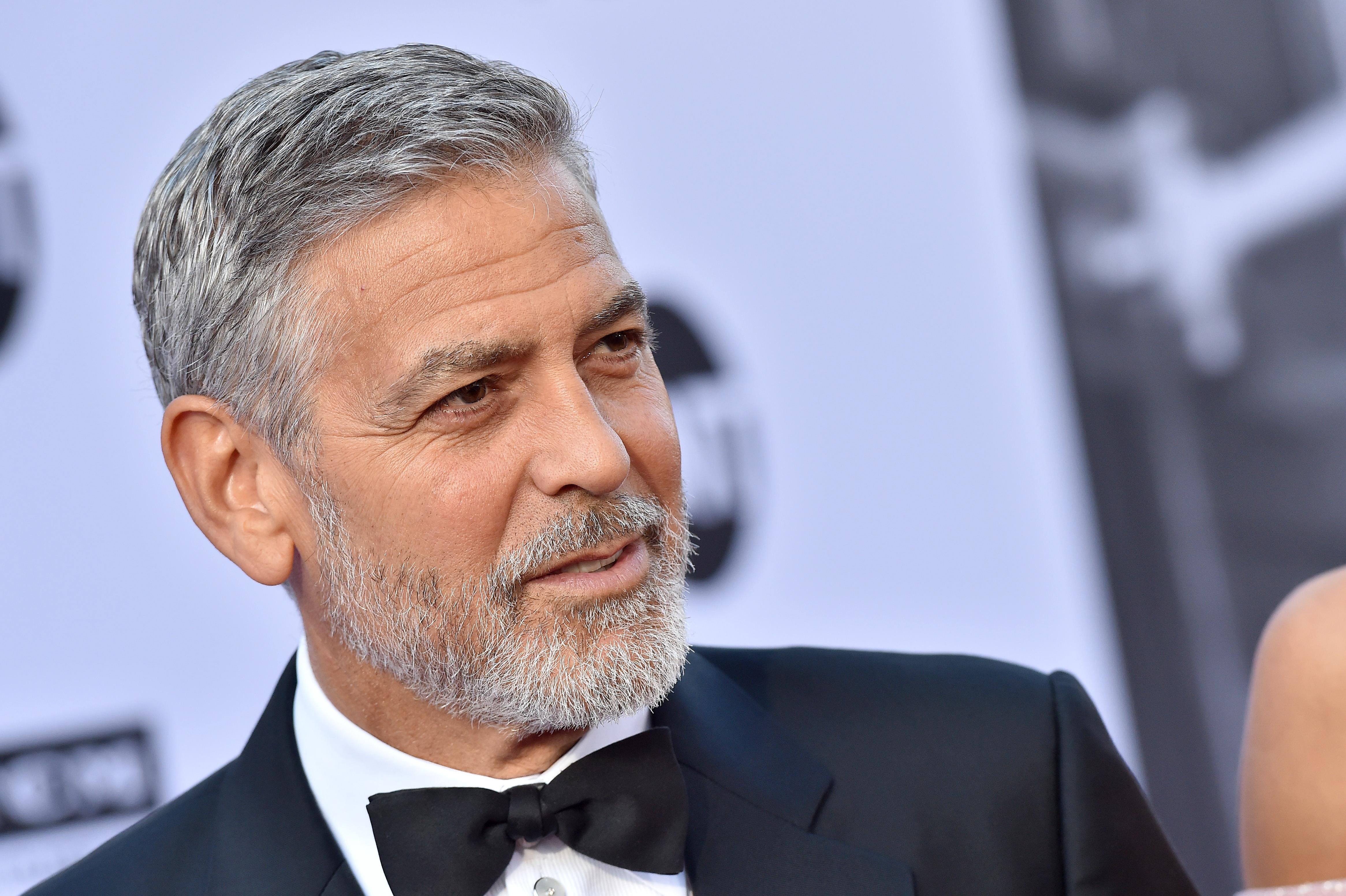 George Clooney Baby Names