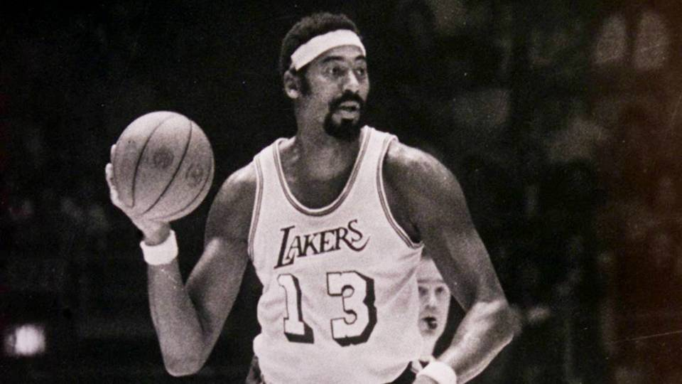 Wilt Chamberlain is an NBA hall of famer for scoring prowess. He is also one of the highest scoring NBA players