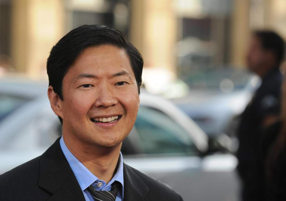 Ken Jeong is one of many educated celebrities