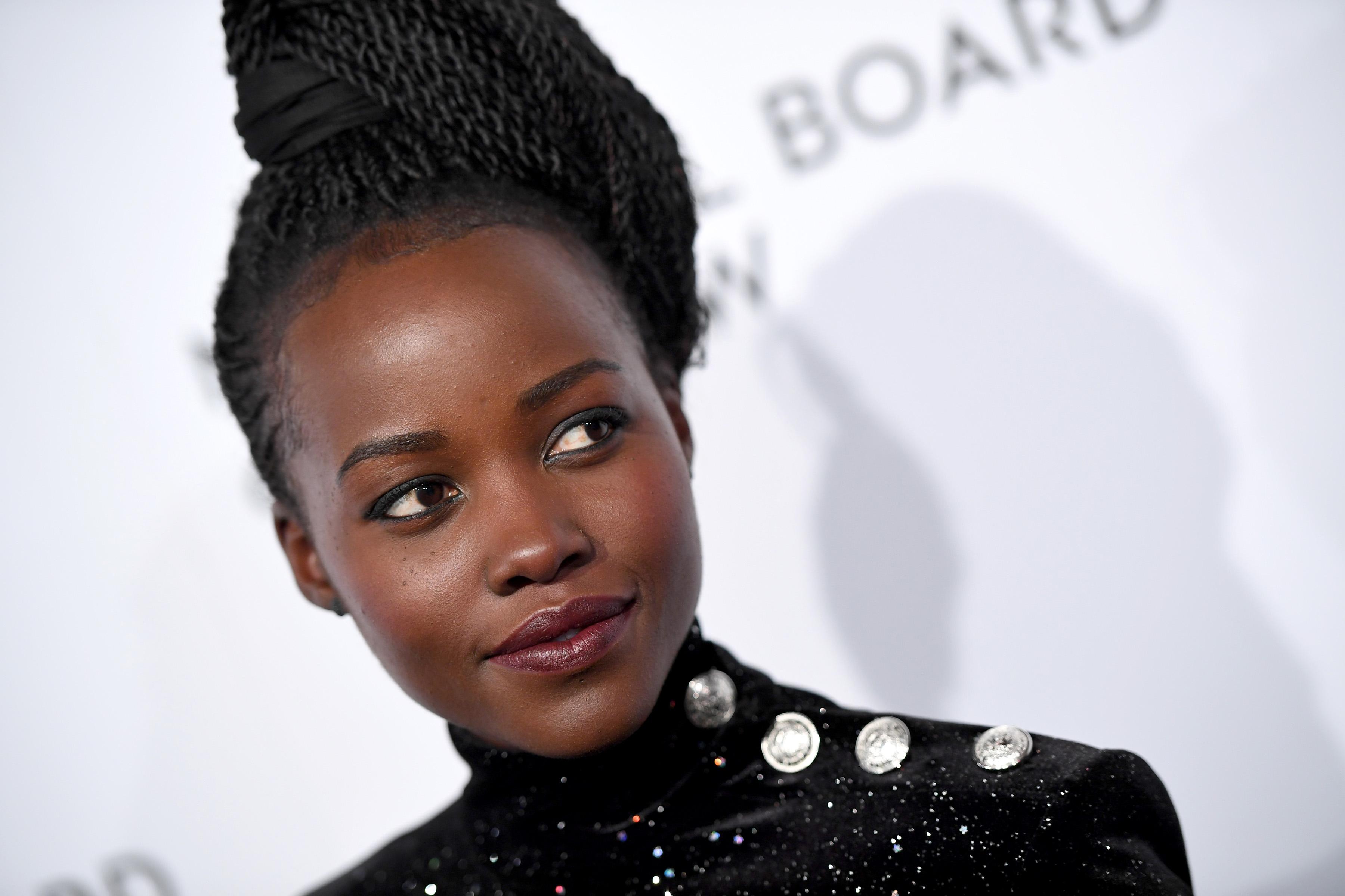 lupita nyong'o educated movie stars