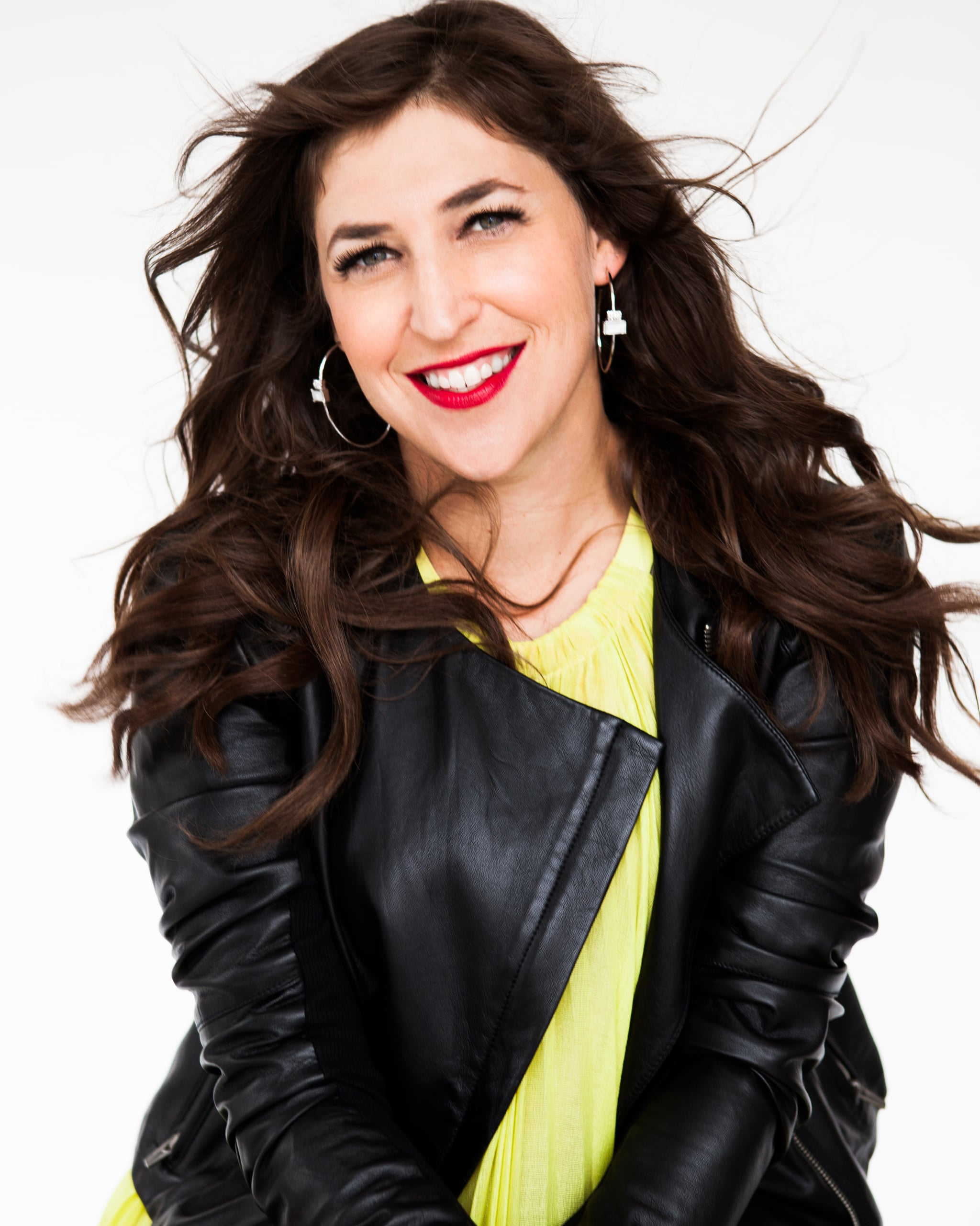 Mayim Bialik is one of the most educated movie stars