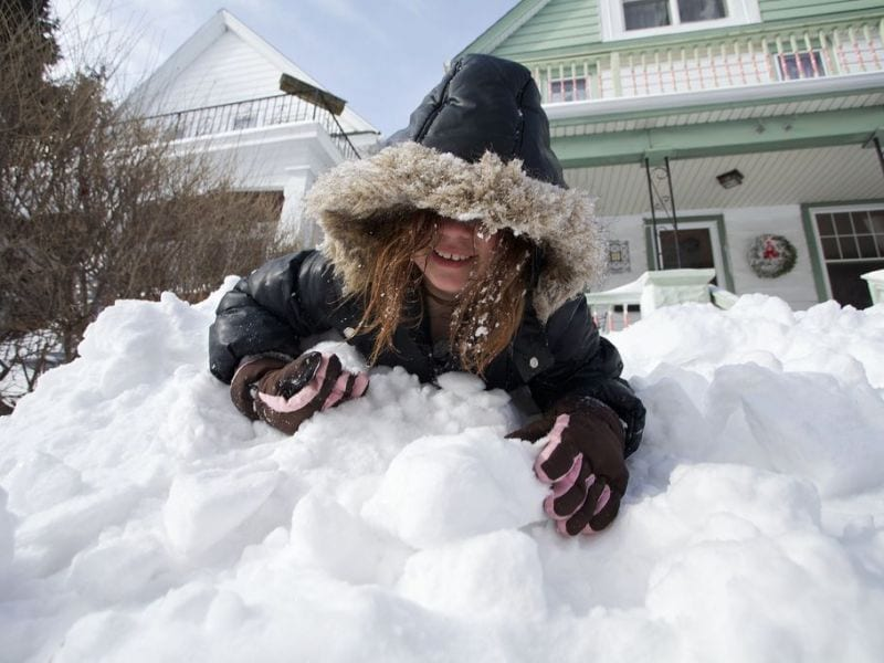 milwaukee snowiest cities