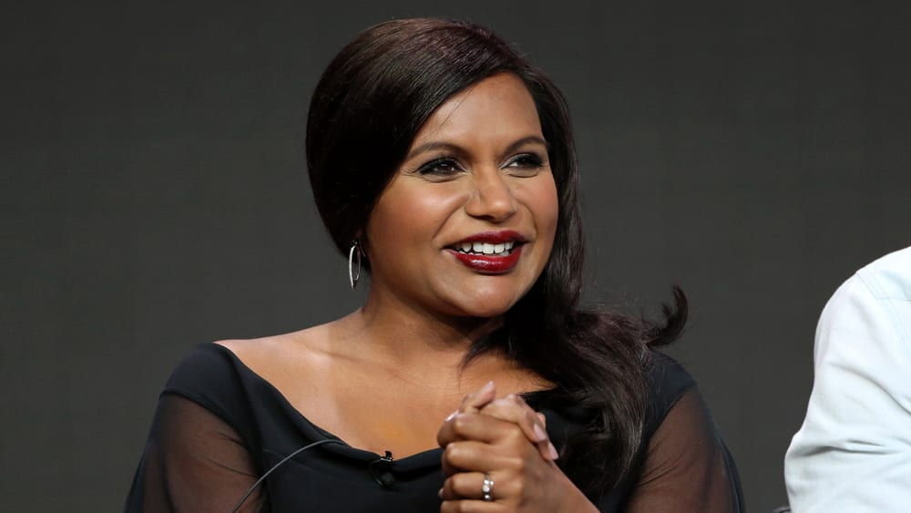 Mindy Kaling is educated